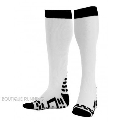 ORCA COMP RACING FULL SOCKS V2 BLANC NOIR