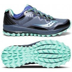 chaussures de trail running saucony peregrine 8 femmes s10424-35