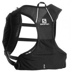 sac de trail salomon agile 2 set black l401543