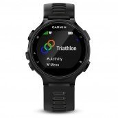 MONTRE GARMIN FORERUNNER 735 XT TRI BUNDLE