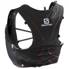 SALOMON Bag ADV SKIN 5 SET Black/Matador L39267700