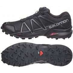 chaussures de trail running salomon speedcross 4