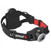 LED LENSER LAMPE FRONTALE H7.2 RECHARGEABLE
