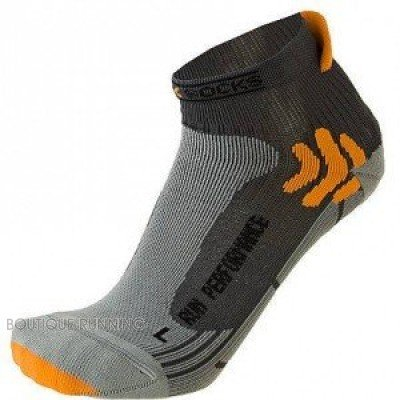 X-SOCKS RUN PERFORMANCE MEN NOIR