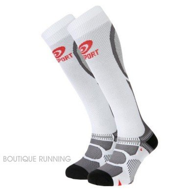 BV SPORT COMPRESSION SOCKS ASPHALTE