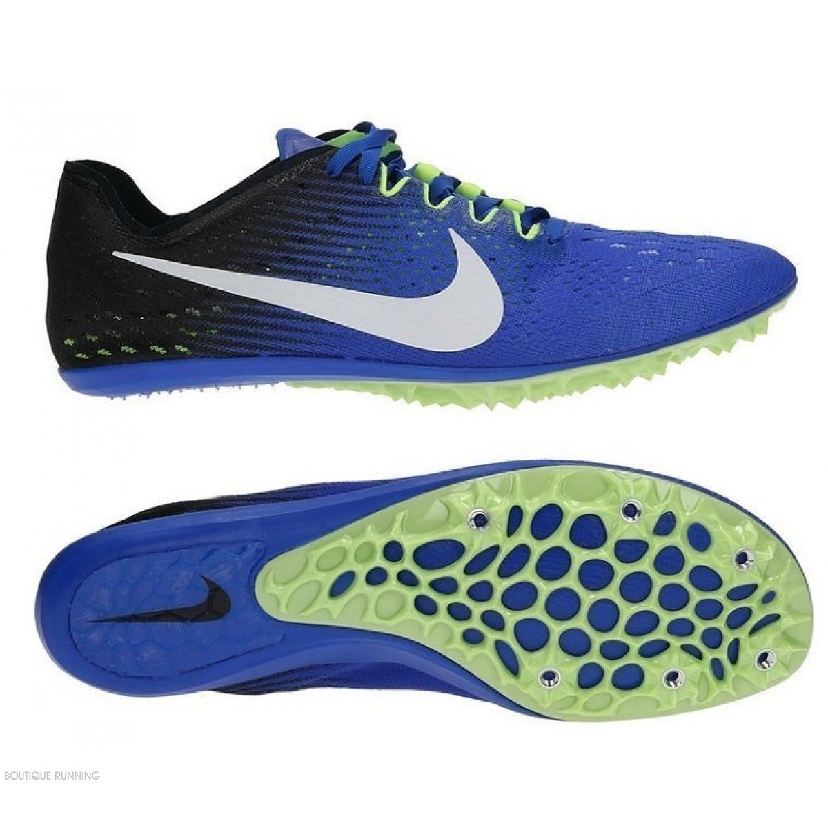 Zoom Chaussures A Pointes Victory 3 Nike E2IYDW9H