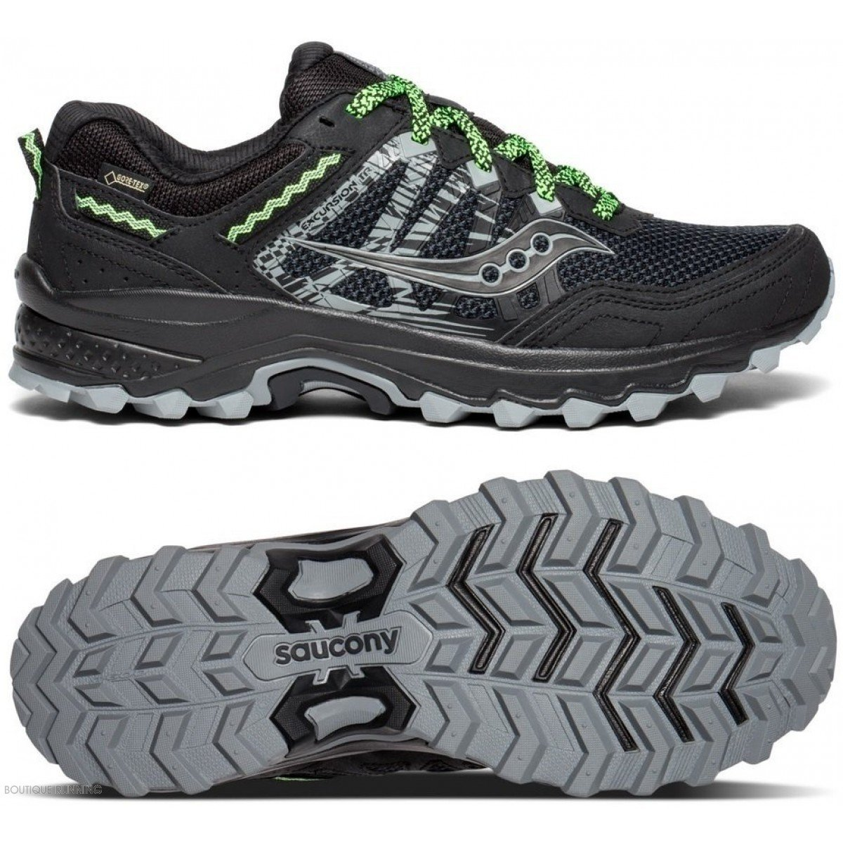 Running Homme Saucony Tr12 Gtx Chaussures Excursion De Trail S20453 O0Pkwn