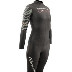 Combinaison de triathlon néoprène Aquaman Dna Lady