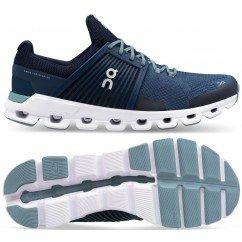 chaussure de running pour hommes on running cloudswift 31.99943 denim / midnight