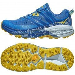 chaussures de trail running pour femmes hoka one one speedgoat 3 1099734pbbm palace blue