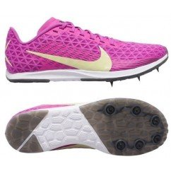 chaussures de cross country nike zoom rival xc aj0854 500 femmes