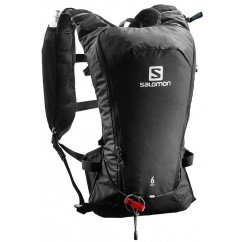 sac de trail running salomon agile 6 set 401645