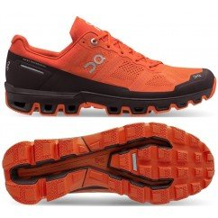 chaussure de trail running pour hommes on running cloudventure 22.99953 flare & down
