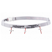 COMPRESSPORT RACE BELT BLANC