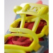 lacet rapide unchain bright yellow