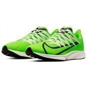 chaussure de running pour hommes nike air zoom rival fly cd7288 300 green / black
