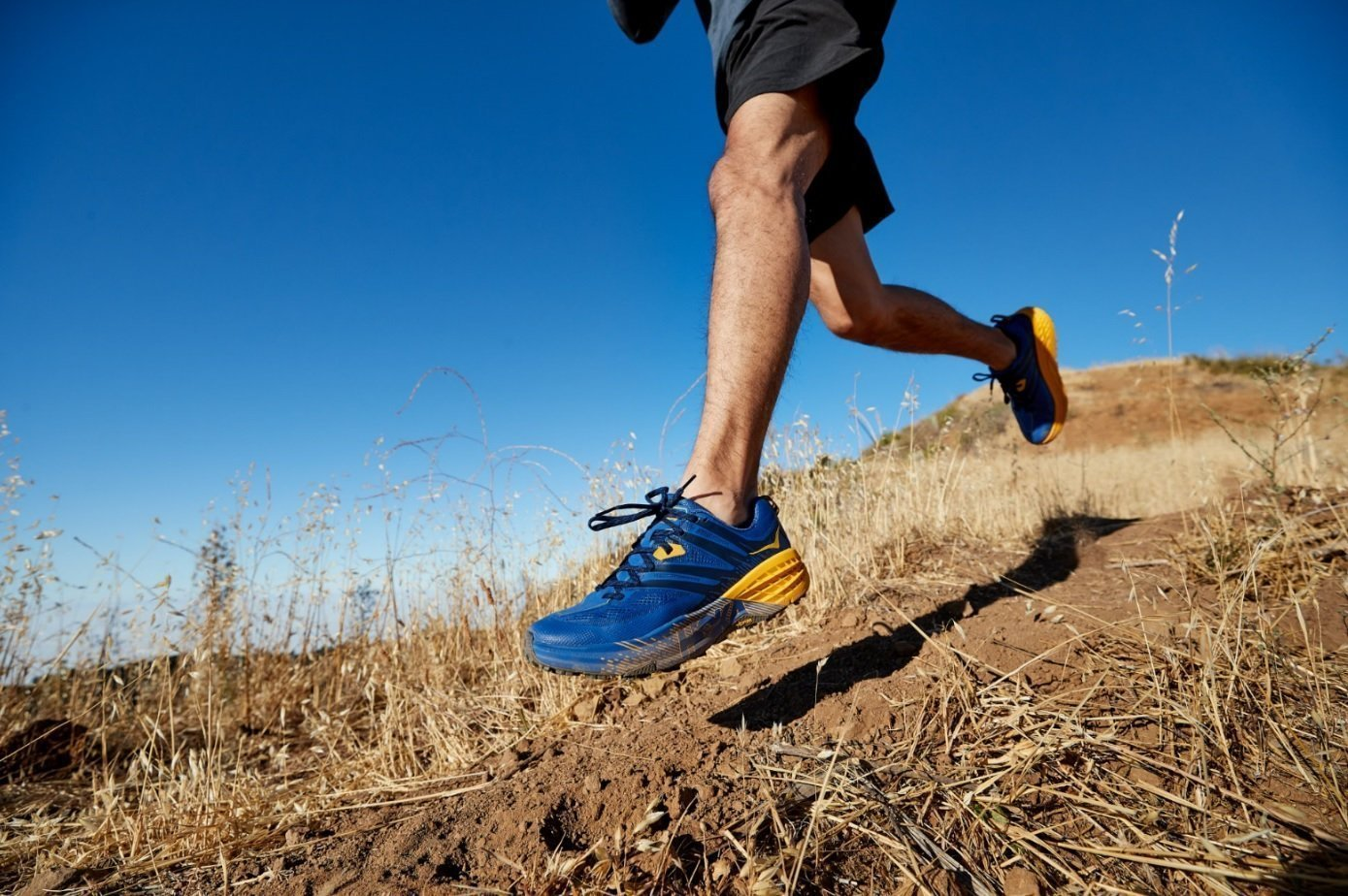 <div><strong>Hoka One One Speedgoat</strong><br /></div>
